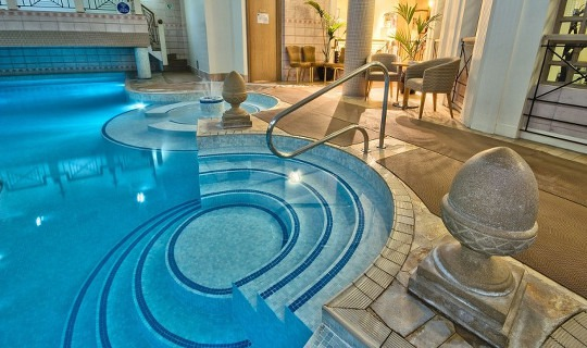Aquilla Spa venue for LDA dance and spa packages in South Kensington