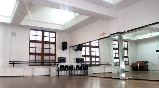 DanceWorks. LDA partner venue for parties