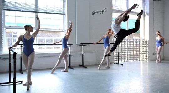 Pineapple Dance Studios. LDA partner venue for dance parties.