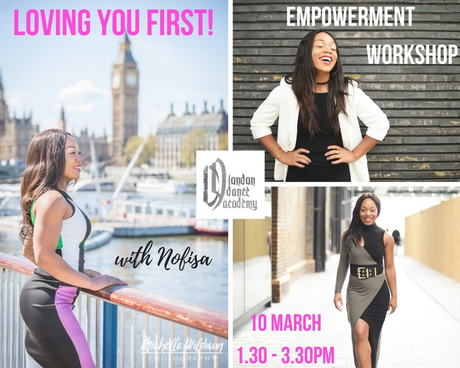 Loving You First! Empowerment Workshop