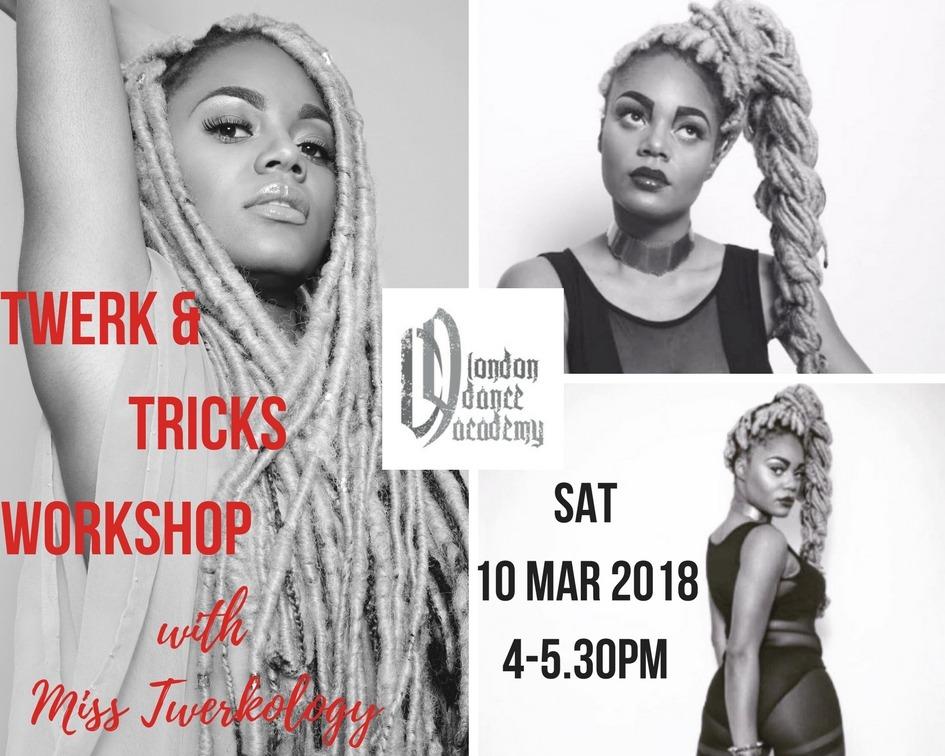 Twerk & Tricks Workshop