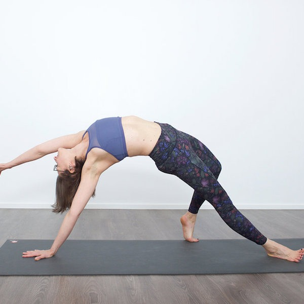 Slow Vinyasa Flow Yoga