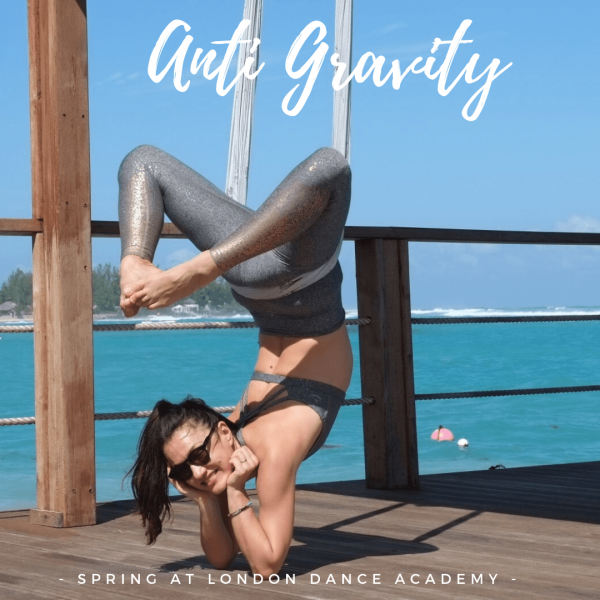 More AntiGravity Yoga Classes