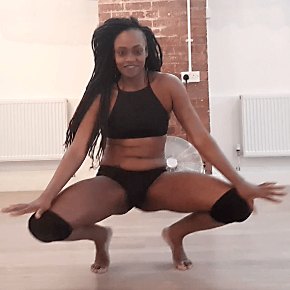 Anouska is taking over the awesome Ass Class – Twerk on Sundays