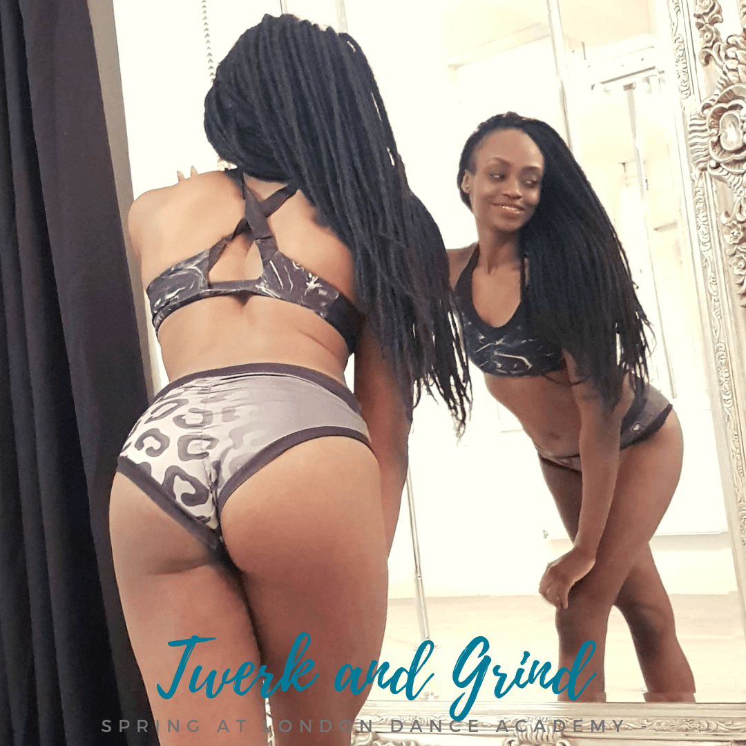 Anouska is taking over the awesome Ass Class – Twerk and Grind