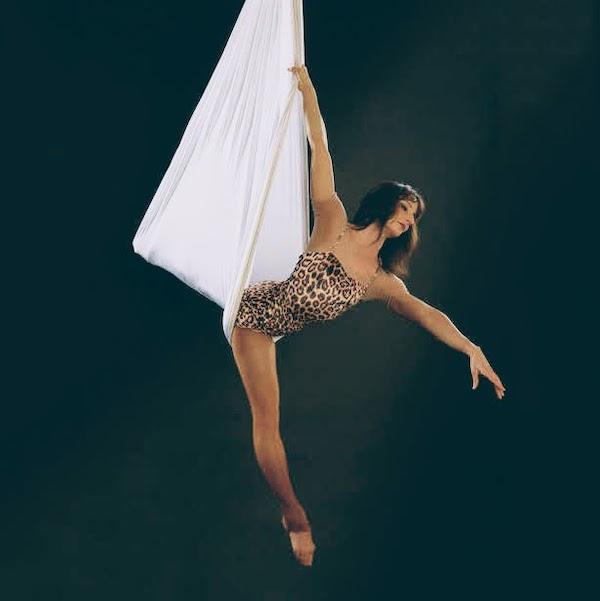 Aerial Yoga Dance