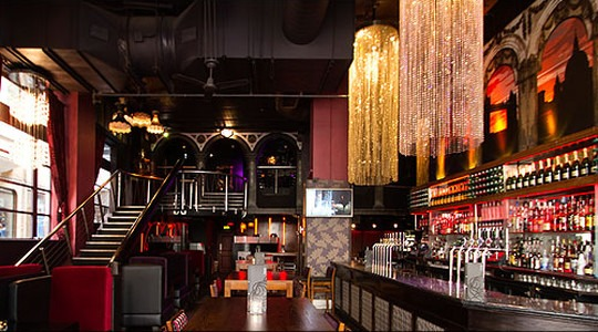 TigerTiger. LDA partner venue for parties in Central London