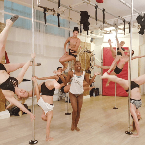 Pole Practice – All levels