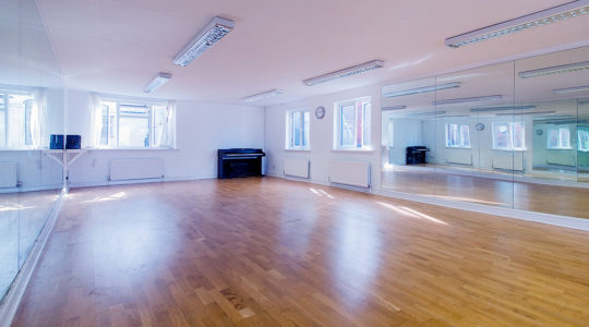 academy mews dance LDA partner venue