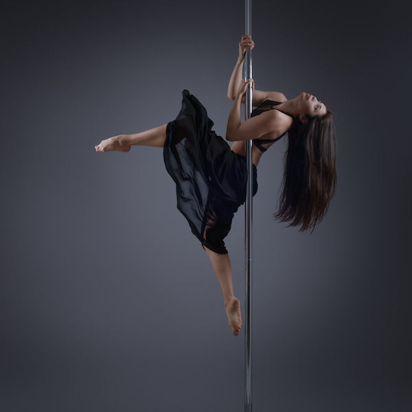 Spinning Pole (Beg / Int / Adv)