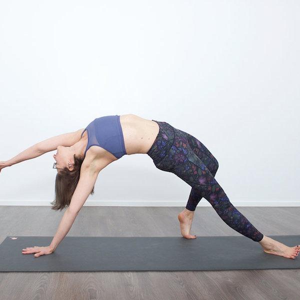 Slow Vinyasa Flow Yoga