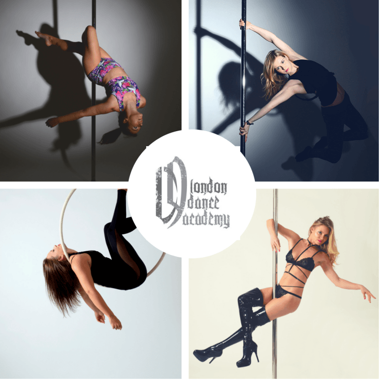 Photo shoots with different styles at London Dance Academy