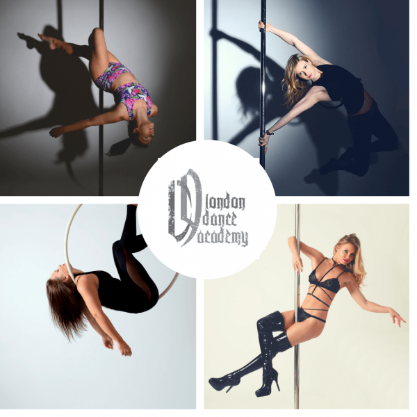 Photo shoots at London Dance Academy