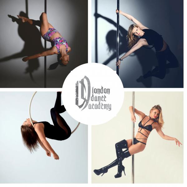Photo shoot at London Dance Academy