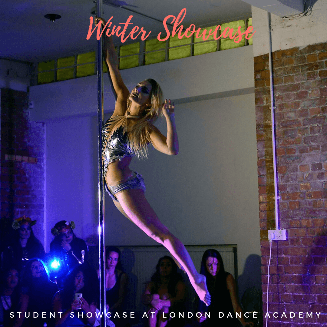 Want to perform at the next London Dance Academy showcase?