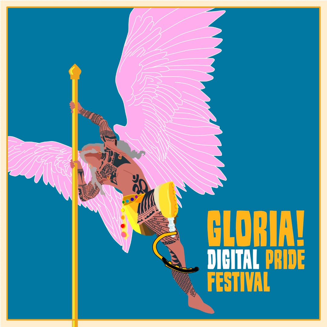 Join us at Gloria! A Digital Pride Festival